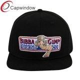 Clásica película Forrest Gump Tapa Snapback/Hat con 3D o plana bordados