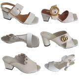 Glod métalliques personnalisées Rhinestone sandale Chaussures Bijoux Clip