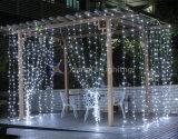 Le rideau de lumière LED en fil de cuivre pur