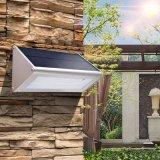 Indicatore luminoso solare del giardino del sensore di movimento del radar da 800 lumen per illuminazione esterna