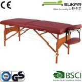 Masaje plegable cama / mesa de masaje facial