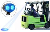 Светодиод вилочного погрузчика голубого цвета точки Рабочая защитная световая