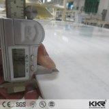 Strato di Corian di formato di Kkr Custome per materiale da costruzione