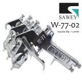 Sawey W-77-02 압력 수동 분무 노즐 전자총