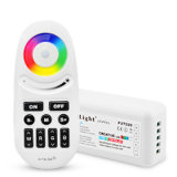 Streifen-Controller HF-LED RGBW mit automatischer Signal Übertragung und automatischer Gruppen-Synchrounisierung