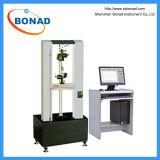Prueba de la fuerza extensible/máquina de medición universales electrónicas