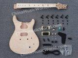 Guitarra do jogo da guitarra elétrica dos fotorreceptores DIY de Pango/DIY (PRS-721K)