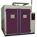 Machine de test d'équipement de test de laboratoire de chambre de la température d'essai concernant l'environnement de jet de sel