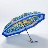 ترقية رخيصة خارجيّة زهرة 3 يطوي مظلة قابل للانهيار