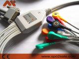 Kompatibles Direct-Connect EKG Kabel Philips-9293-033-50