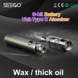 Seego Vhit 유형 B 시리즈 우아한 왁스 기화기 수증기 펜