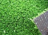 Hierba sintetizada verde para el hockey