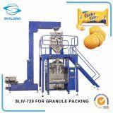 Machine van de Verpakking van het Sachet van de Rijst van het Gedroogd fruit van de Korrel van de Prestaties van de afhankelijkheid de Automatische