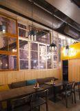 コーヒー・ハウス、着る店およびレストランのために適した1つのランプが付いているアメリカの国様式創造的なガラスハングランプ