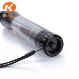 Для использования вне помещений Super яркого солнечного света светодиодный фонарик аккумулятор фонарик