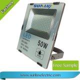 IP65 6500K 50Wの天井LEDの洪水ライト