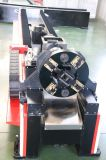 ファイバーレーザーの金属板の金属の管の回転式型抜き機械