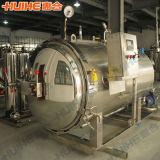 Réplica eléctrica de la calefacción para la leche embalada