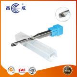 Alta precisión de OEM HRC45/55/60/65 Flauta sola fresas de carburo sólido para corte de alta velocidad se utiliza en torno CNC personalizado disponible