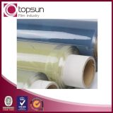 Film transparent flexible clair superbe mou de PVC