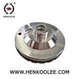 La cuvette de bonne qualité à haute efficacité Diamond meule de pierre