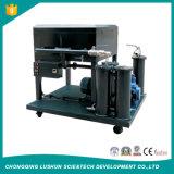 Ly Plate Tipo de máquina de purificación de aceite presurizado / planta de tratamiento de aceite