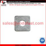La norme DIN 436 carré en acier galvanisé à chaud pour le bois de connexion de lave-glace