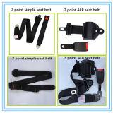 El retractor del cinturón de seguridad de la seguridad de 2 puntos para minibús
