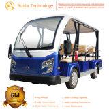 Automobile facente un giro turistico elettrica personalizzata delle sedi 72V di colore 9 per il commercio all'ingrosso