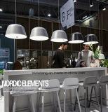 Modernes Leuchter-Licht-hängende Lampe mit hölzerner Farbe für Nordeuropa