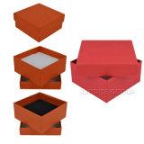 Caixa de empacotamento do cartão do preço de grosso da jóia do presente do anel de Sunrsie