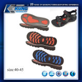 Rb comodo di vendita caldo Outsole di gomma per i sandali della spiaggia