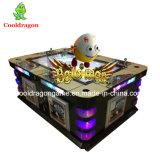 硬貨によって作動させる賭ける機械球の人釣アーケード・ゲーム