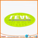 Conception sans tissu d'impression Flying Frisbee
