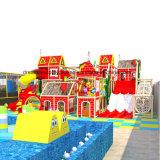 Оборудование игр зрелищности малышей крытое, сейф спортивной площадки игрушки малышей крытый