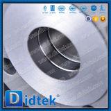 Valvola a sfera messa metallo a temperatura elevata di galleggiamento A105 di Didtek