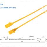 Sicherheits-Dichtungs-Plastikverschluss-Brücke-Zug-feste Typen Kd-121