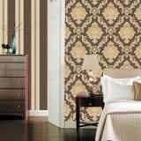 Decoração Design Floral de papel de parede impermeável de vinil
