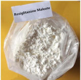 Reinheit Rosiglitazone Maleate-Puder 155141-29-0 der Fabrik-99%