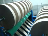 Máquina de estaca automática do papel de embalagem De rolo enorme do corte e do rebobinamento