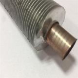 un type neuf de tube à ailettes dentelé pour l'échangeur de chaleur