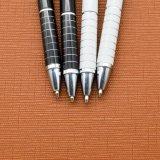 Breve penna dello schermo del telefono mobile di tocco del metallo con lo stilo (LT-E095)