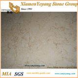 Asia/Soleado piso de mármol beige y azulejos de pared