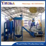 Usine plein d'alimentation en granulés de bois prix de ligne de production