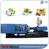 Haut niveau de sortie d'enfants jouet Making Machine de moulage par injection plastique Fournisseur d'équipement