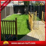 La mejor hierba artificial del césped que ajardina del surtidor sintetizado de China para el jardín