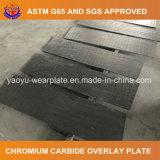 Piatto d'acciaio resistente all'uso per lo scivolo di trasportatore