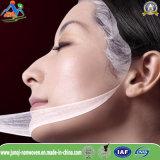 Un masque facial soyeux doux d'hydration plus intense de perméabilité