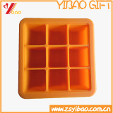 중국 FDA 음식 급료 6 세포 실리콘 아이스 큐브 형
