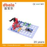 L'enregistrement des jouets des blocs de construction de magasins de bricolage